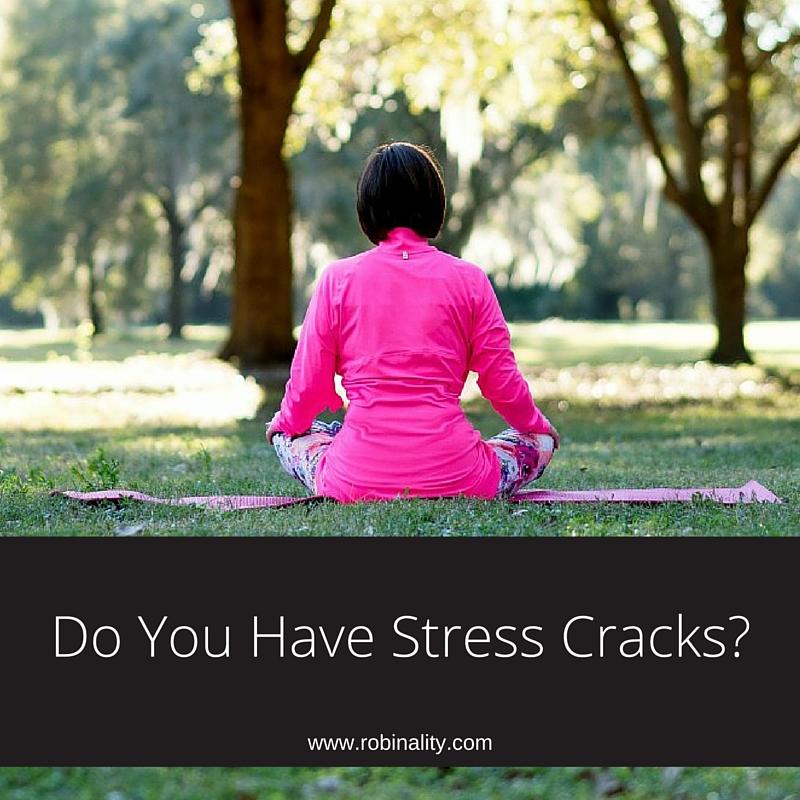 Do You Have Stress Cracks 1