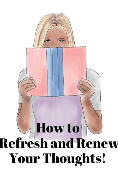How to Refresh and Renew Your Thoughts Dr Robin Revis Pyke Reflecting Life Life Coach and Mentor