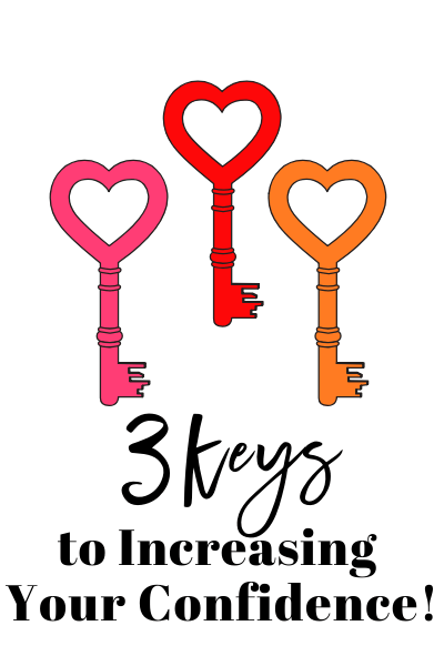 3 Keys to Increasing Your Confidence Dr Robin Revis Pyke Reflecting Life LIfe Coach and Mentor