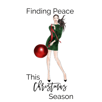 Finding Peace This Christmas Season
