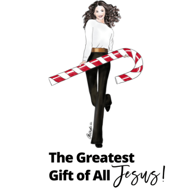 The Greatest Gift of All Jesus Christ