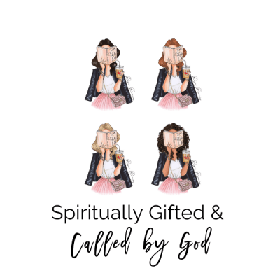 Spiritually Gifted & Called by God