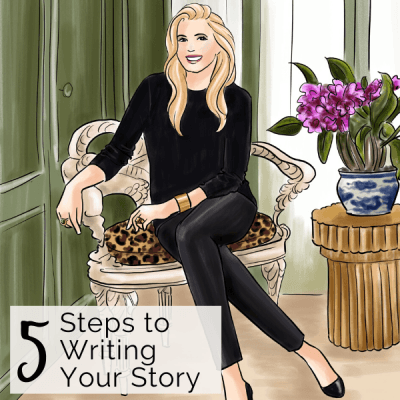 5 Steps to Writing Your Story