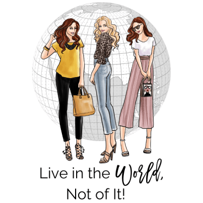 Live in the World, Not of It